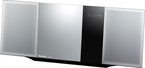 Panasonic SC-HC39 COMPACT AUDIO SYSTEM