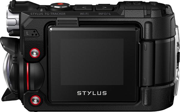 Olympus Stylus Tough TG-Tracker, black