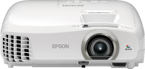 Epson PowerLite Home Cinema 2040HD 1080p 3LCD Projector