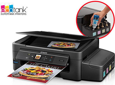 Epson Expression ET-2550 EcoTank™ All-in-One Printer