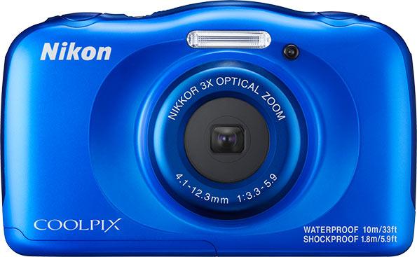 Nikon W100 (Blue)