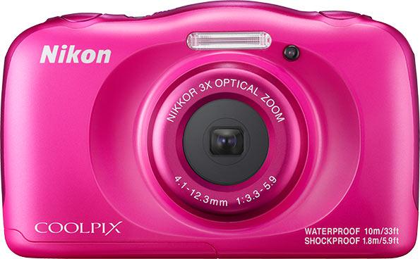 Nikon W100 (Pink)