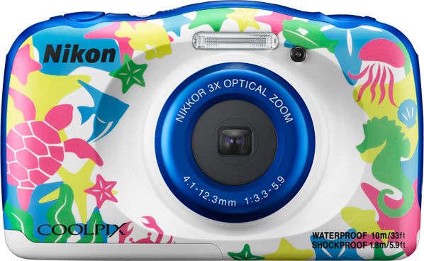 Nikon W100 (Underwater Design)