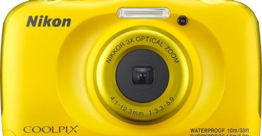 Nikon W100 (Yellow)