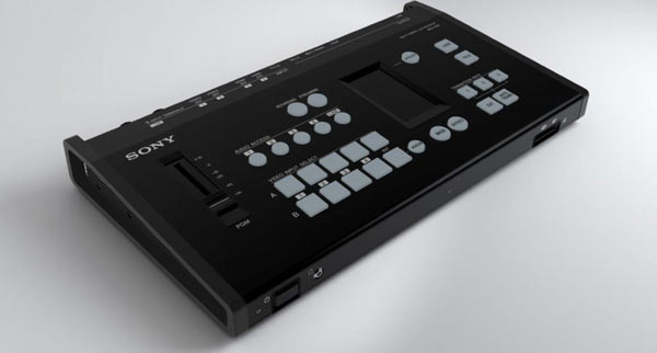 Sony MCX-500 All-In-One Switcher System