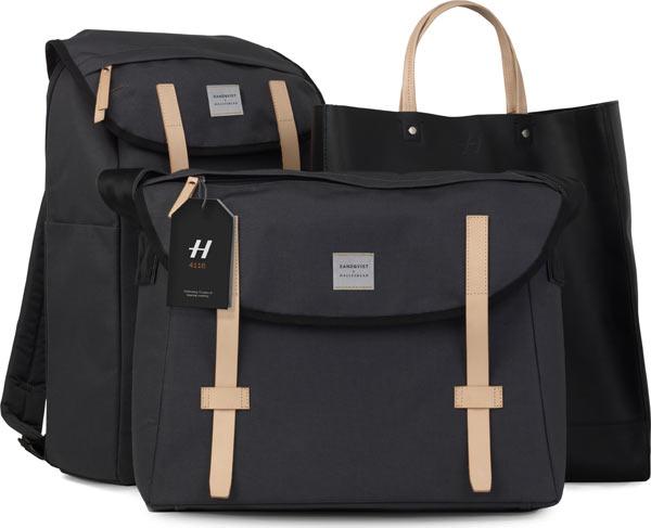 Sandqvist x Hasselblad Bags