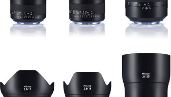 ZEISS Milvus 1 4/25 High-Speed Prime Lens for DSLR Cameras Nikon F