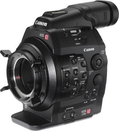 Canon EOS C300 Digital Cinema Camera (PL-Mount)