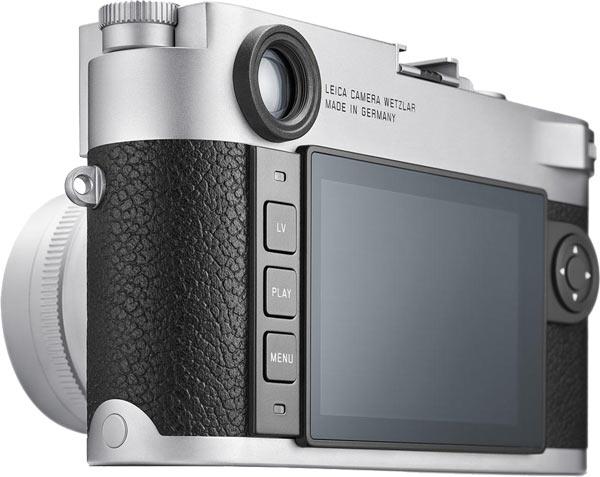 Leica M10 (silver chrome finish)