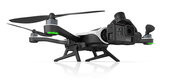 Karma Drone bundled with HERO5 Black Camera
