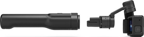 GoPro (left to right): Karma Grip, Karma Stabiliser, Camera