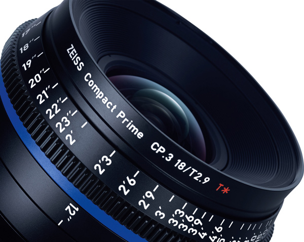 Zeiss CP.3 18mm/T2.9