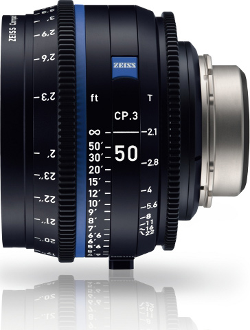 Zeiss CP.3 50mm/T2.1