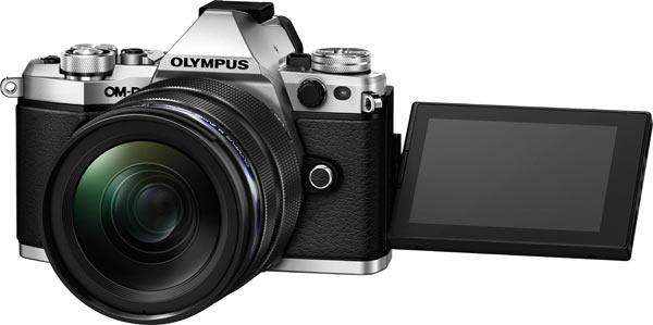 Olympus OM-D E-M5 Mark II, silver