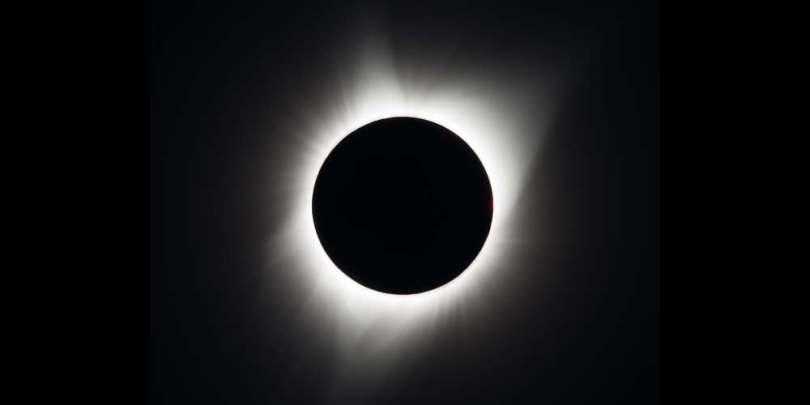 Total Solar Eclipse 2017 - Photo Credit: NASA/Aubrey Gemignani
