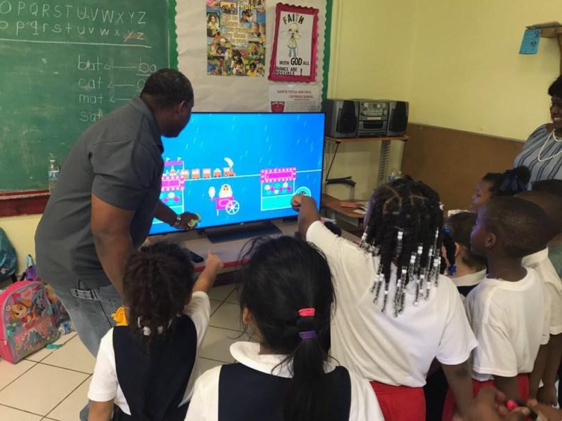 Sony Donating BRAVIA® 4K Smart TVs to Hurricane-Impacted Children in Head Start Centers and Preschools in the U.S. Virgin Islands