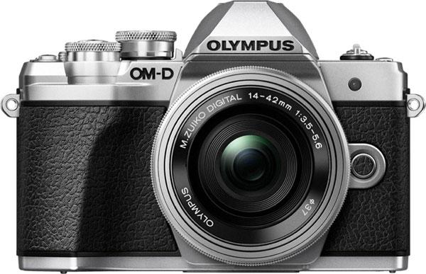 Olympus OM-D E-M10 Mark III + M.Zuiko Digital ED 14-42mm F3.5-5.6 EZ.