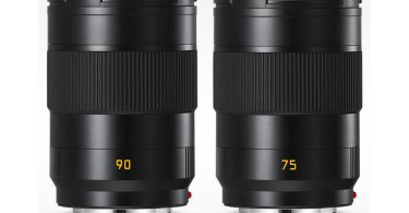 Leica APO-Summicron-SL 90 mm f/2 ASPH., APO-Summicron-SL 75 mm f/2 ASPH.