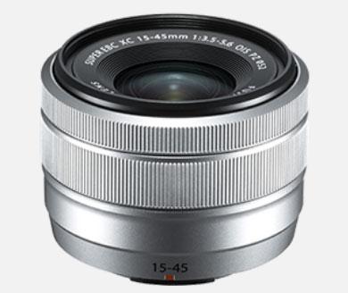 FUJINON XC15-45mmF3.5-5.6 OIS PZ