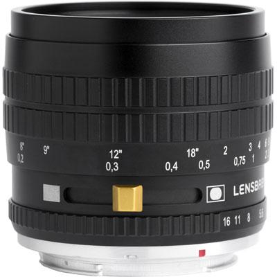 Lensbaby Burnside 35 has an Effect-Enhancing Slider (gold-colored slider)