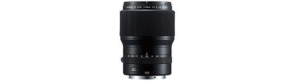 FUJINON Lens GF110mm F2 R LM WR