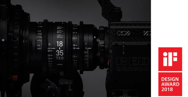 Sigma High Speed Zoom Cine Lens