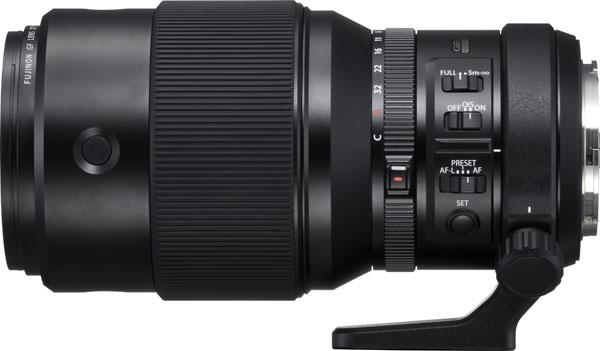 Fujifilm: FUJINON GF250mmF4 R LM OIS WR