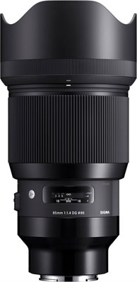 SIGMA 85mm F1.4 DG HSM | Art for Sony E Mount
