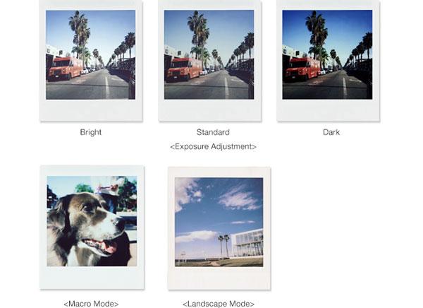 Fujifilm Instax® SQUARE SQ6: Images Courtesy of Fujifilm