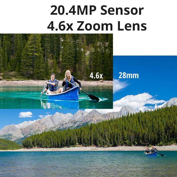 Panasonic LUMIX DC-TS7: Images Courtesy of Panasonic