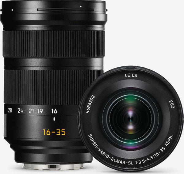 Leica Super-Vario-Elmar-SL 16–35/3.5–4.5 ASPH.
