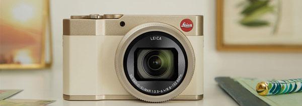 Leica C-Lux, light gold