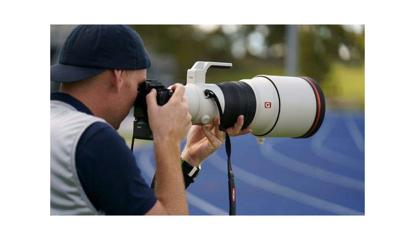Sony FE 400mm F2.8 GM OSS Super-Telephoto Prime Lens: Image Courtesy of Sony
