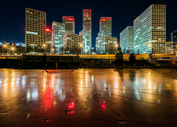 Hasselblad: X1D-50c Camera+ XCD 21mm f/4: Lens © Haitong Yu
