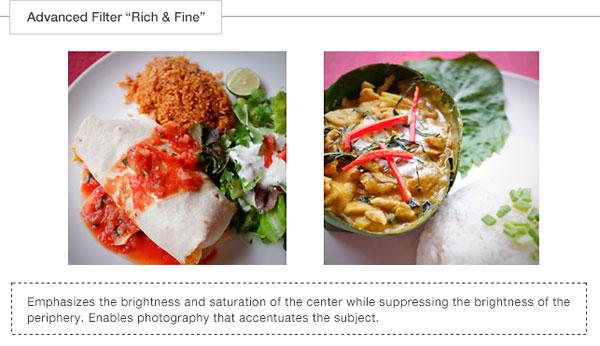 """Fujifilm XF10: Advanced Filter – """"Rich & Fine"""": Images Courtesy of Fujifilm"""
