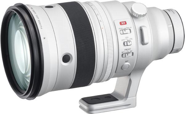 FUJINON XF200mmF2 R LM OIS WR Telephoto Lens