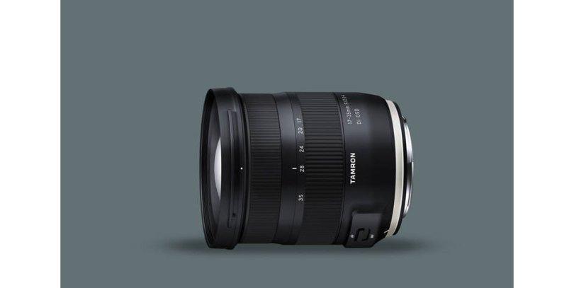 Tamron 17-35mm F/2.8-4 Di OSD (Model A037) for Canon mount