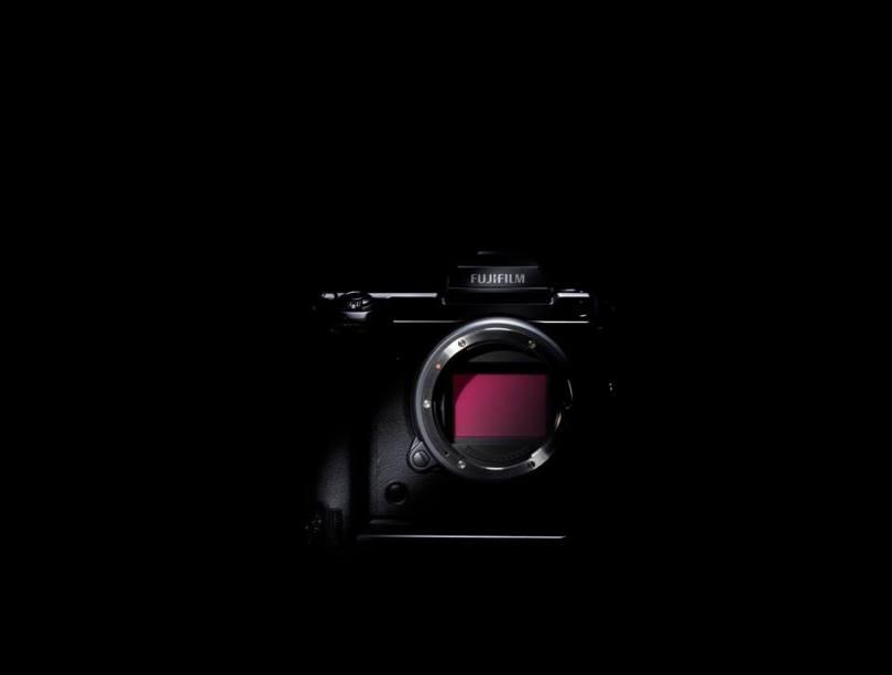 Fujifilm GFX 100Megapixels Concept