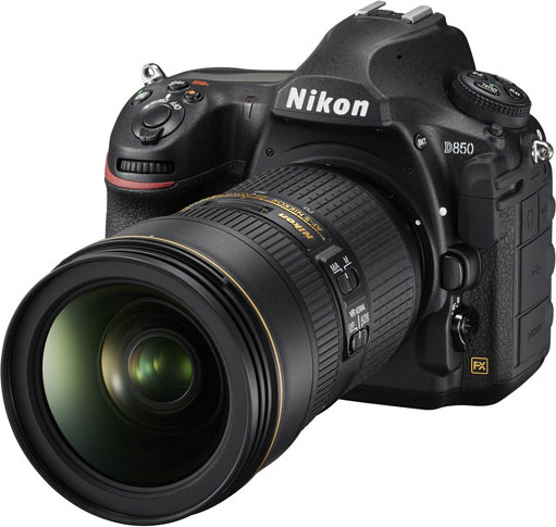 Nikon D850 with AF-S NIKKOR 24-70mm f/2.8E ED VR