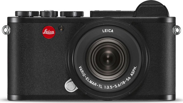 Leica CL Black Vario Kit (#19305) includes the CL camera and Vario-Elmar-TL 18-56 f/3.5-5.6 ASPH lens. The kit represents a savings of $450 when compared to purchasing the items separately.
