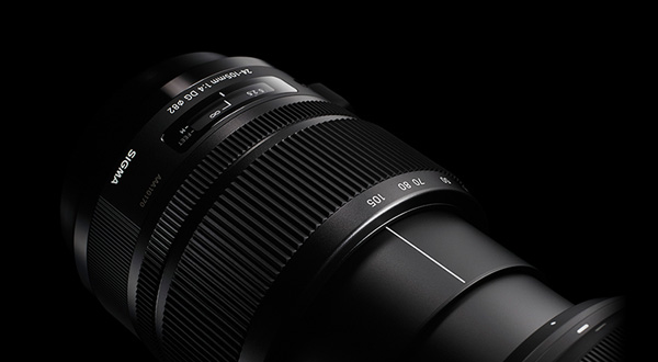SIGMA 24-105mm F4 DG OS HSM | Art for Canon