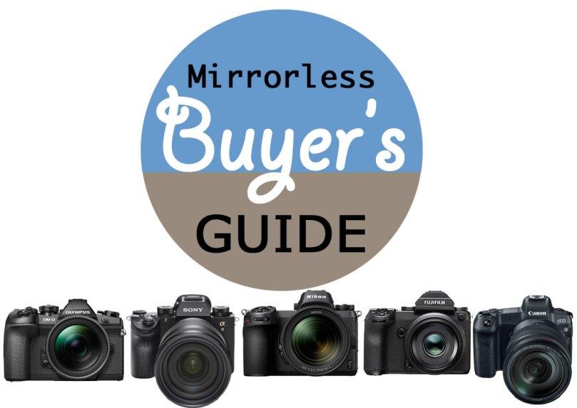Mirrorless Camera Buyer's Guide