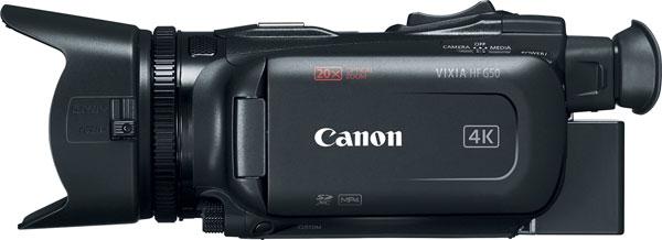 Canon VIXIA HF G50 4K UHD