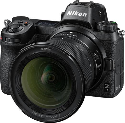 Nikon: Nikkor Z 14-30mm f/4 S on Nikon Z 7