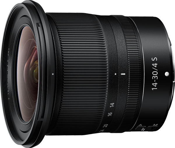 NIKKOR Z 14-30mm f/4 S Ultra-Wide-Angle Zoom Lens