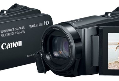 Canon VIXIA HF W11 and HF W10
