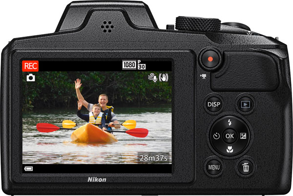 Nikon COOLPIX B600: Image Courtesy of Nikon