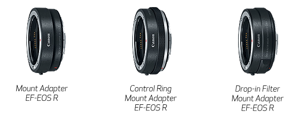 Canon Mount Adapter Options for Expanded Compatibility with EF/EF-S Lenses