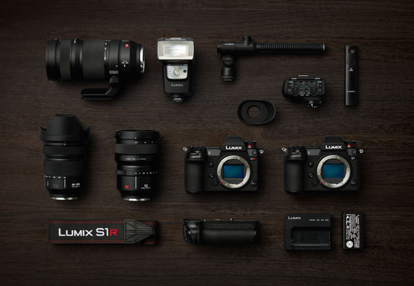 The LUMIX S System