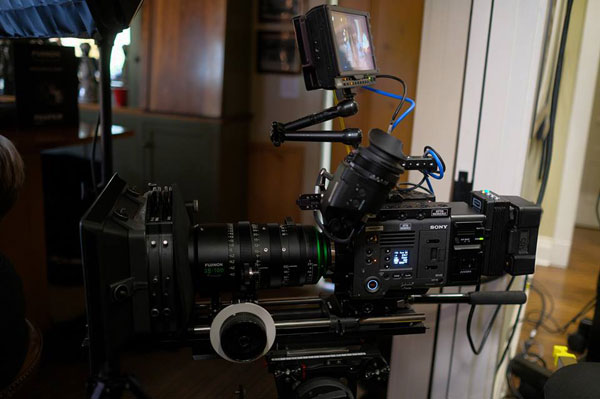 FUJINON Premista 28-100mm T2.9 makes its debut at ASC Clubhouse: Image Courtesy of Fujifilm